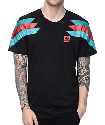 adidas Copa Germany Black T-Shirt
