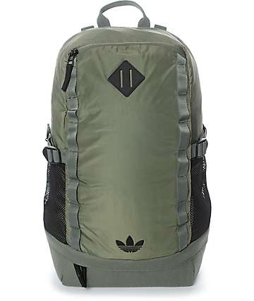 adidas Create II Green Backpack