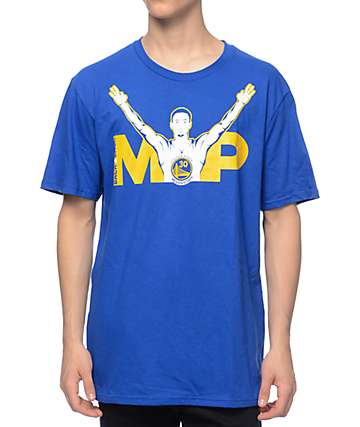 adidas Curry MV2 Blue T-Shirt