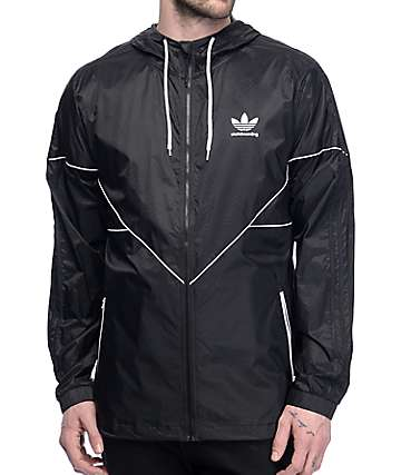 adidas EQT Black Tech Jacket