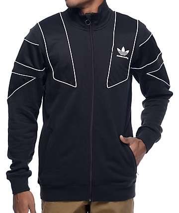 adidas EQT Black Track Jacket
