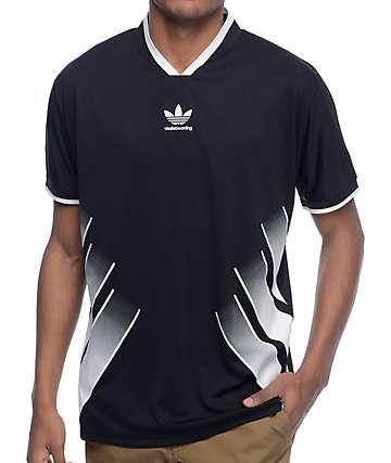 adidas EQT jersey de fútbol en negro
