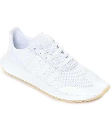 adidas Flashback zapatos blancos para mujeres