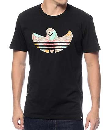 adidas Gonz Shmoo TP Outline camiseta negra