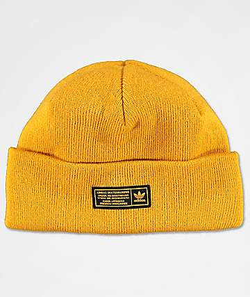 adidas Joe Yellow Beanie