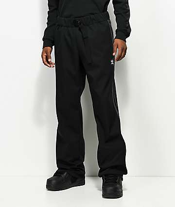 adidas Lazy Man Black 5k Snowboard Pants