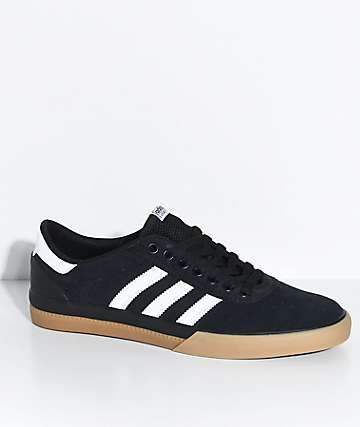 adidas Lucas Premiere ADV Black, Grey & Gum Shoes
