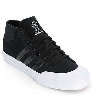 adidas Match Court Mid Shoes