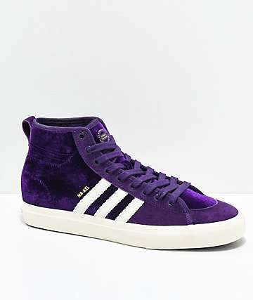 adidas Matchcourt Hi RX Nakel Purple Shoes