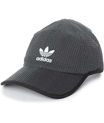 adidas Men's Primeknit Onyx Strapback Hat