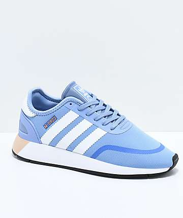 adidas N-5923 CLS Chalk Blue & White Shoes
