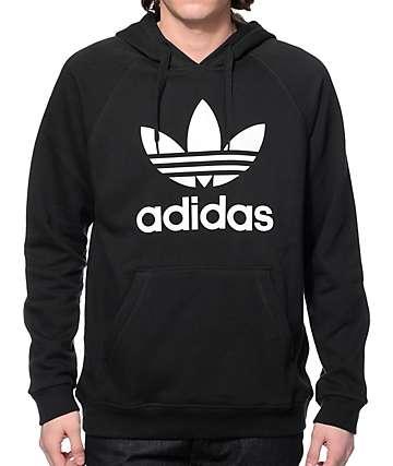 adidas Originals Trefoil Black Hoodie