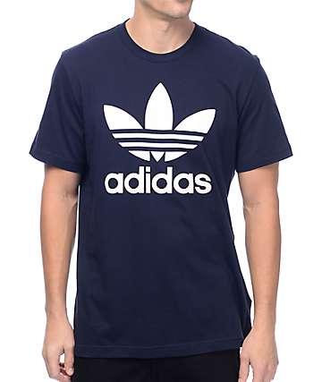 adidas Originals Trefoil Legend Ink Navy T-Shirt