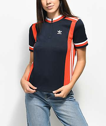 adidas Osaka Archive Red, White & Blue Jersey