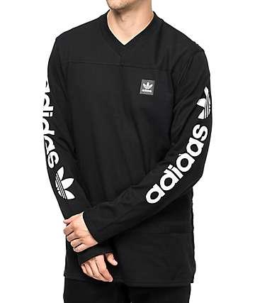 adidas Rodge 2.0 Black Jersey