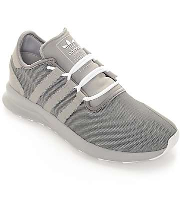 adidas SL Rise Grey & White Shoes