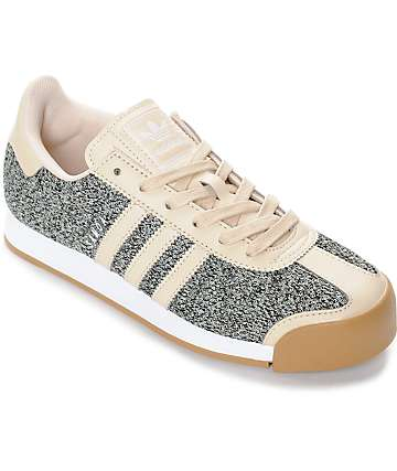 adidas Samoa Linen & Gum Shoes