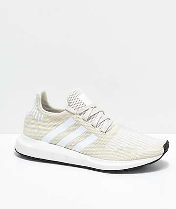 adidas Swift Clear Brown & White Shoes