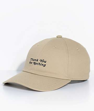 adidas Thanks Khaki Strapback Hat
