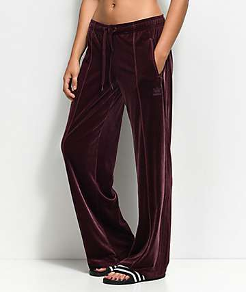 adidas VV Maroon Sailor Pants