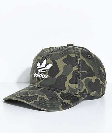 adidas Women's Camo Dad Hat
