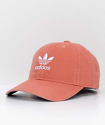 adidas Women's Relaxed Trace Scarlett Strapback Hat