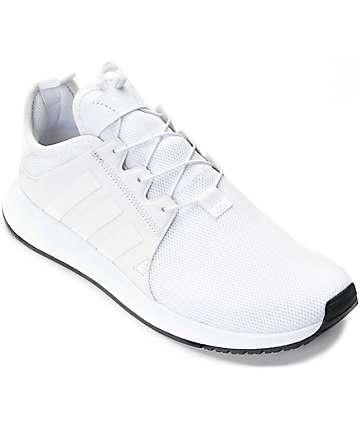 adidas Xplorer zapatos blancos reflexivos