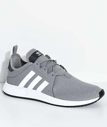 adidas Xplorer zapatos en gris y blanco