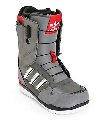 adidas ZX 500 Grey Snowboard Boots