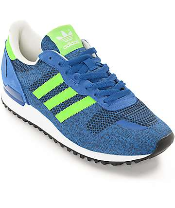 adidas ZX 700 IM Blue & Green Shoes
