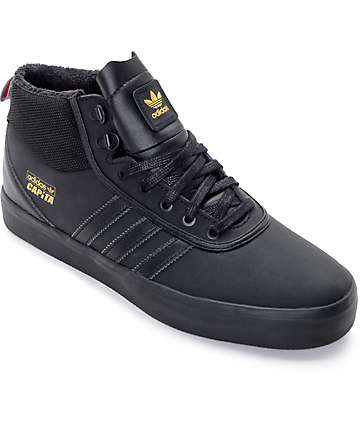 adidas x Capita AdiEase Mid Black Shoes