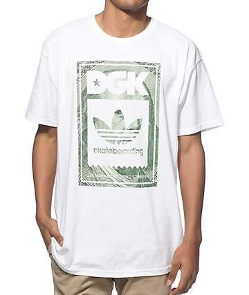 adidas x DGK Benny White T-Shirt