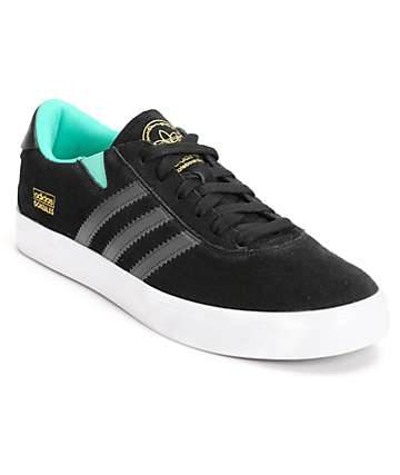 adidas x Krooked Gonz Pro Skate Shoes