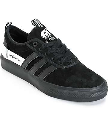 adidas x The Hundreds Adi Ease Brooklyn Skate Shoes