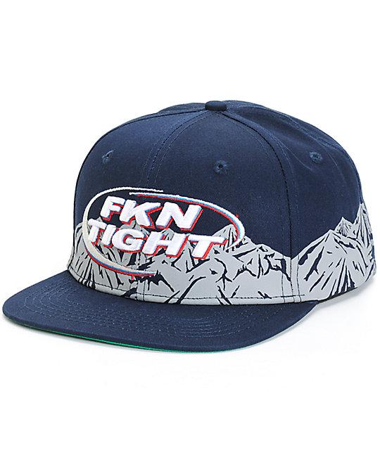 10 Deep Fkn Tight Snapback Hat