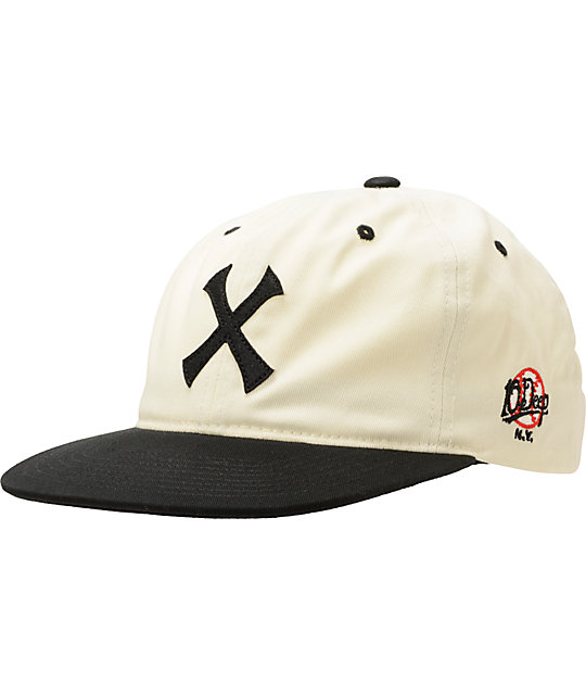 10 Deep Mr. October White & Black Snapback Hat