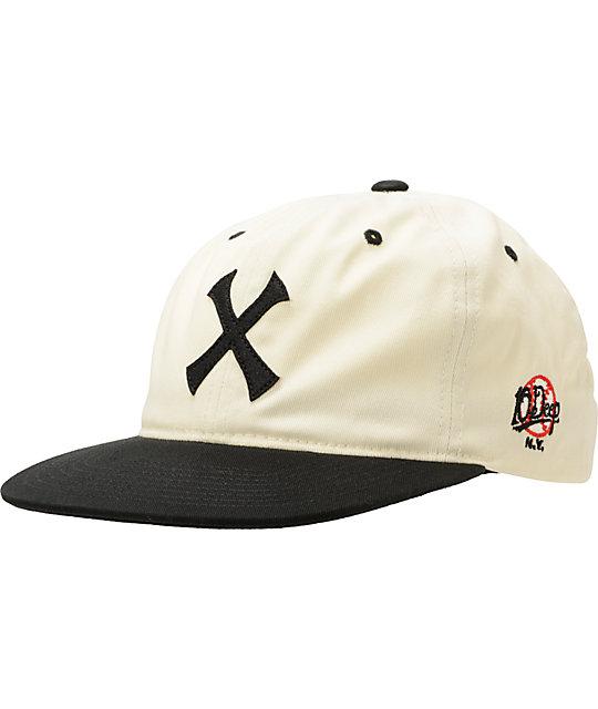 10 Deep Mr. October White & Black Snapback Hat