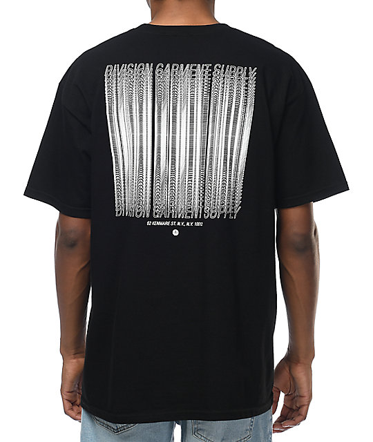10 Deep Reaper Black T-Shirt