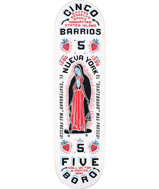 5Boro Cinco Barrios 8.5