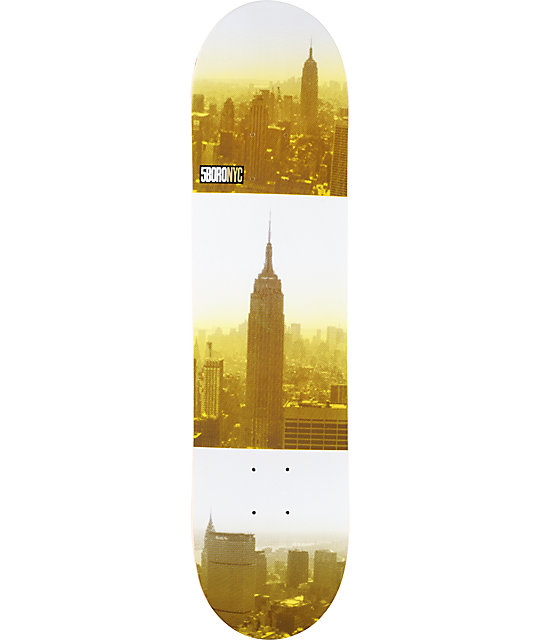 "5Boro Empire Haze 7.75""  Skateboard Deck"