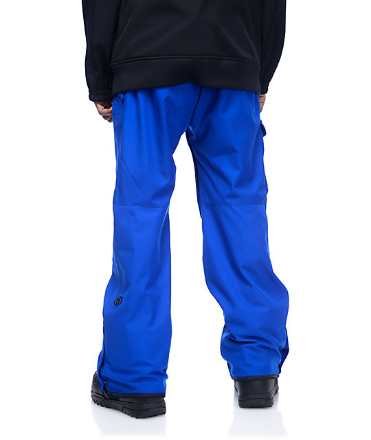 686 Authentic Rover Cobalt Snowboard Pants