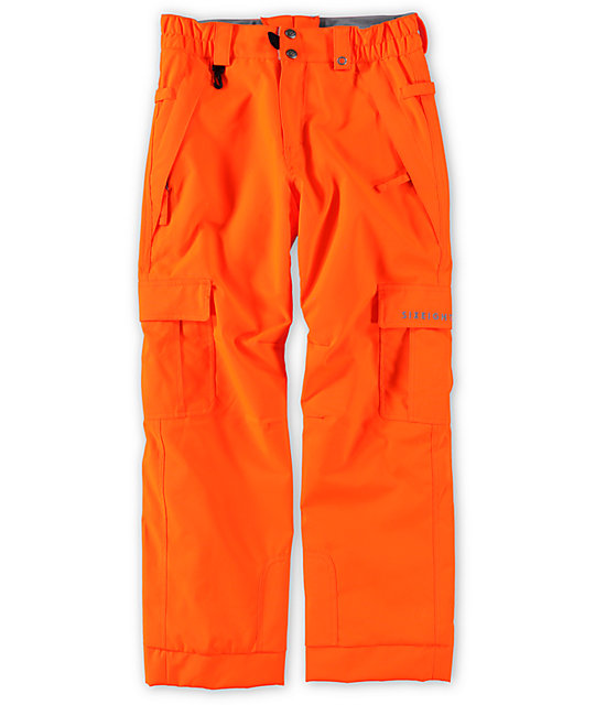 686 Boys Authentic Ridge 8K Snowboard Pants