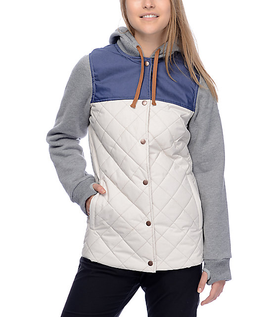 686 Parklan Autumn Birch Insulated Snowboard Jacket