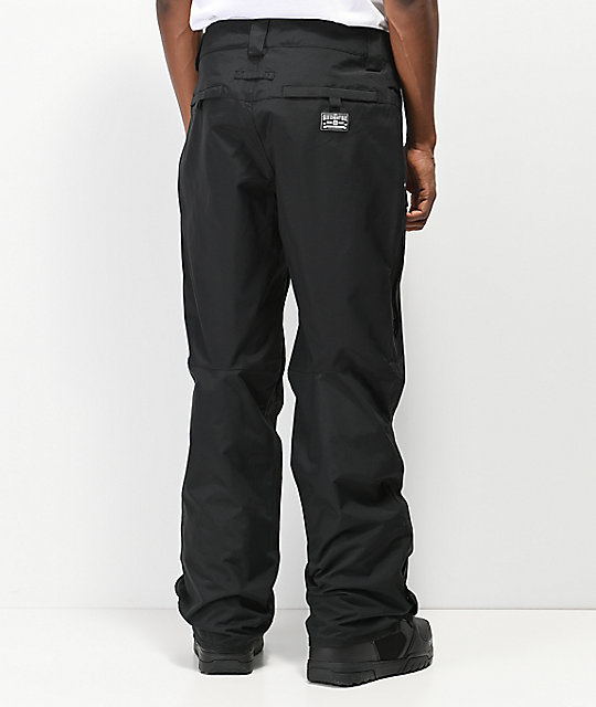 Shell Negros 686 Standard Snowboard Pantalones A5j4Rqc3L