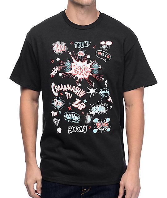 A-Lab Boom Bap Black T-Shirt