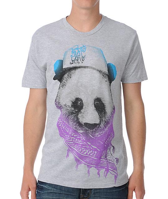 A-Lab Chillax Grey T-Shirt