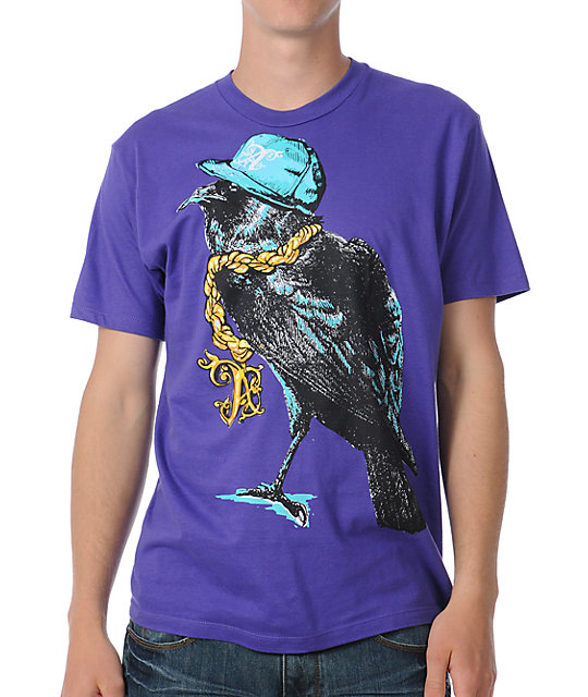 A-Lab High Flyer Purple T-Shirt