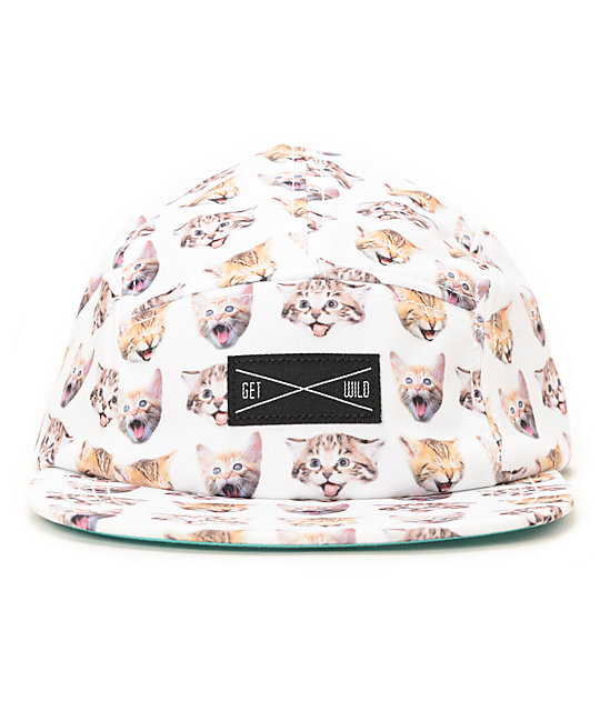 A-Lab Kitty Infinity 5 Panel Hat