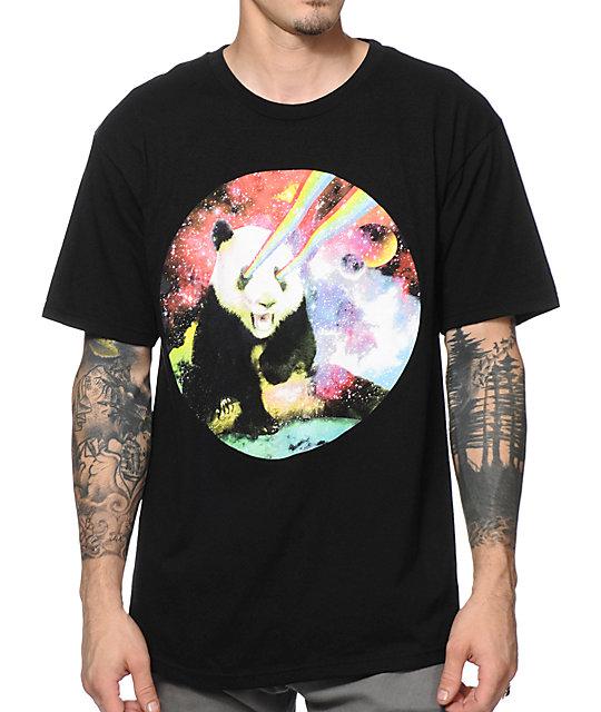 A-Lab Lazer Panda T-Shirt