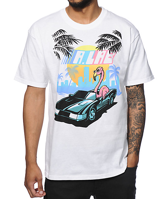 A-Lab Miami Life T-Shirt at Zumiez : PDP